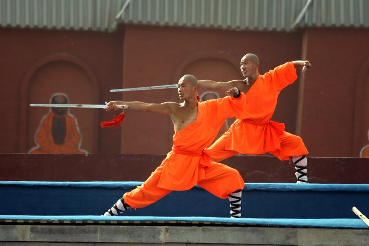 arti marziali Shaolin