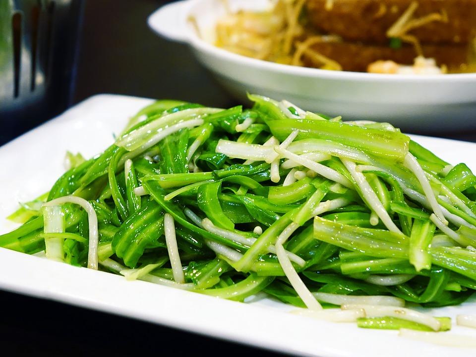 verdure dieta shaolin